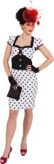 Pin up Kleid 50er Jahre Rock n Roll Partykleid Pretty Women