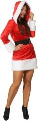 Miss Christmas Nikoläusin Weihnachten Weihnachtsfrau Nikolaus