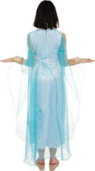 Ägypterin weißes Kleid Cleopatra Damenkostüm Göttin