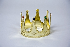 Krone Königskrone Kinder Prinz Prinzessin König Märchen Karneval