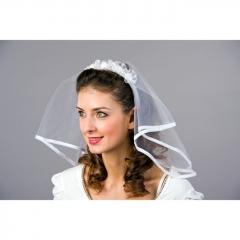 Schleier Braut Hochzeit Junggesellenabschied Karneval