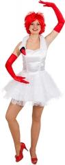 Weißer Schwan oder schwarzer Schwan Schwankostüm Ballett