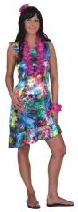 Hawaiikleid Partykleid Sommerfest Mottoparty Damenkostüm Faschingspart