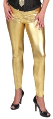 Leggings Partyleggings Disco Faschingsfete Popstar Show Fastnacht
