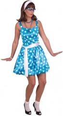 Ballonkleid 50er 60er Jahre Rock n Roll Partykleid Kostümfest Fasching