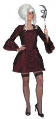 Edelbaronesse Baronin Mittelalter Damenkostüm Verkleidung Mottoparty