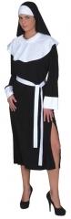Nonne Verkleidung Geistliche Schwester Kostümfest Karneval Mottoparty
