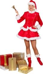 Weihnachtsfrau Nikoläusin Santa Dame Nikolausdame Weihnachtsfeier