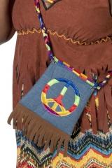 Hippietasche Peace Woodstock
