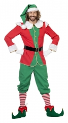 Weihnachtswichtel Elf Weihnachtself Grinch Weihnachtsmann Gehilfe