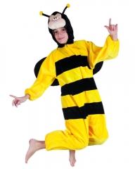 Honigbiene Tierkostüm Plüschkostüm Kinderkostüm Bienchen