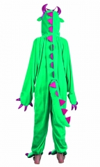 Krokodil Plüschkostüm für Kinder Tierkostüm Overall Jumpsuit