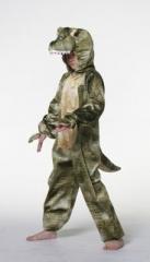 Krokodil Tierkostüm Kinder Karneval Fasching Kostüm