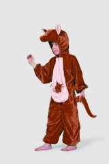 Känguruh Tierkostüm Kinderkostüm Kinderfasching Karneva