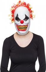 Clown Clownmaske Horrorclown Horrorclownmaske