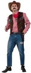 Cowboy Cowboygürtel Coltgürtel Revolvergurt Wilder Westen