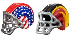 Football Footballhelm Rugby aus 2 Modellen wählbar