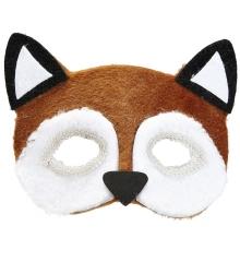 Fuchsmaske Fuchs Meister Reineke schlauer Fuchs