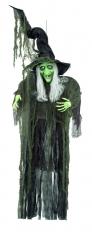 Große böse Hexe Hexer Geist Halloweendekoration Partydekoration