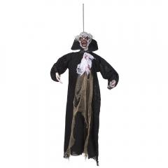 Horrorfigur Vampir Halloweenparty Halloweendekoration Geister