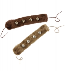 Indianer Arm oder Fussknöchelbänder mit Glöckchen Schellen