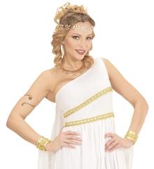 Lorbeerkranz massiv Cleopatra Cäsar Haarschmuck Römisches Reich