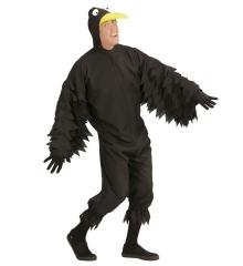 Rabe Rabenkostüm Vogel Vogelkostüm Krähe