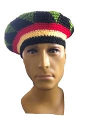 Reggae Jamaika Rasta Hut Häkelmütze Jamaikaner Chillout