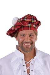 Schotte Schottenmütze tolle Optik und Super Qualität Hut Royal Barett