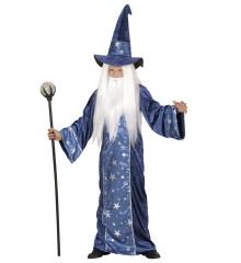 Zauberer Kinderzauberer Magier Kinderkostüm Zauberer